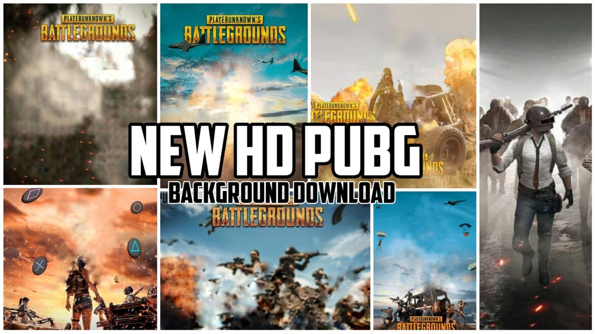 PUBG HD BACKGROUNG DOWNLOAD