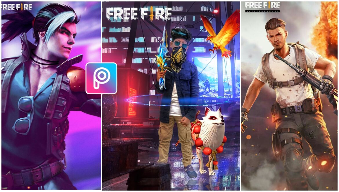 Free Fire Backgrounds And Pngs