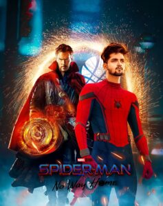 Spider Man No way home Fan Made Poster Tutorial