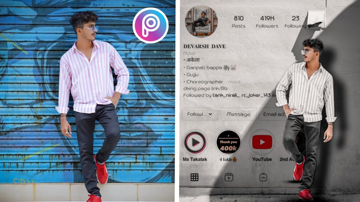 Instagram Page Photo Editing Tutorial And Presets