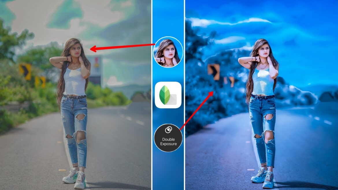 Snapseed Attitude Girl Photo With Presets Tutorial