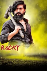 KGF CHAPTER 2 Poster Photo Editing Presets