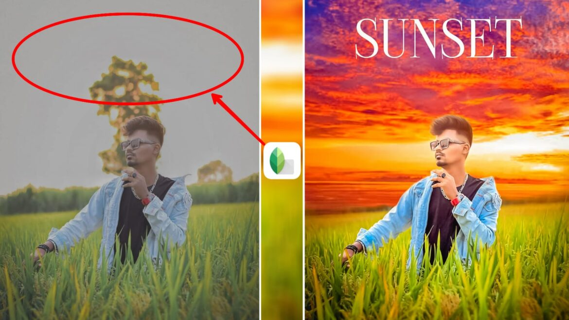 Sunset Photo Editing With Lightroom Presets